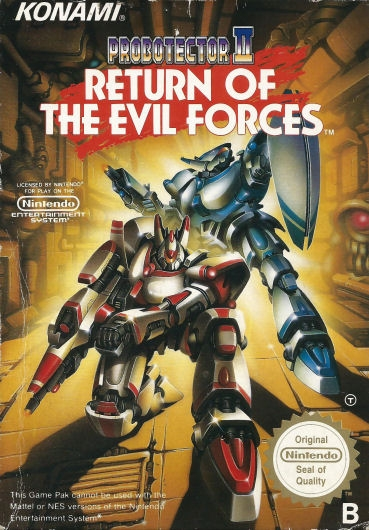 Probotector 2 Return Of The Evil Forces.JPG