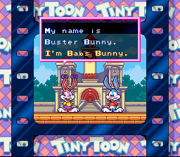 Tiny Toon Adventures - Buster Busts Loose! (E) [!] 0002.PNG