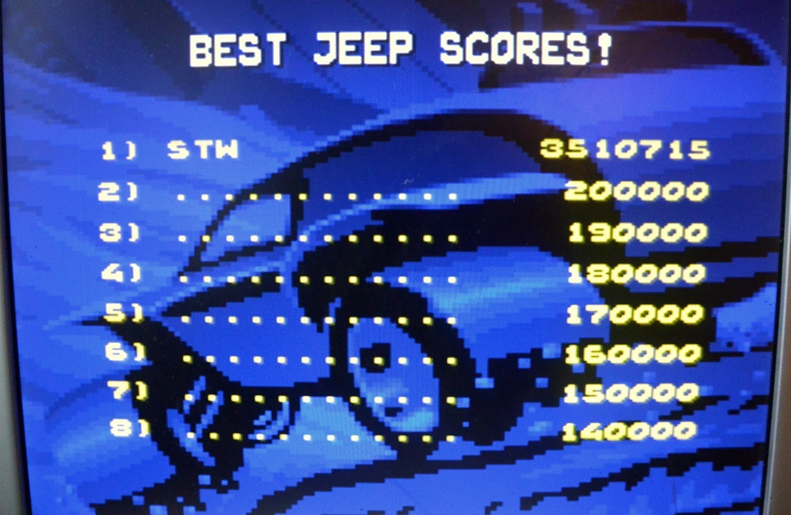 Super SWIV (Jeep) - Highscore.JPG